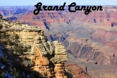 Grand Canyon, AZ Postcard