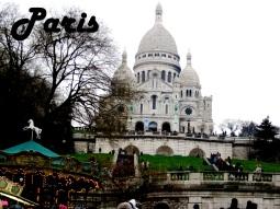 Paris 2011 Postcard