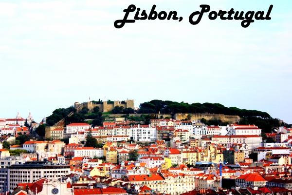 Lisbon Portugal Post card