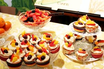 Asha's second birthday cupcakes