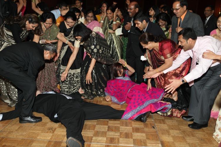 wedding reception 2010