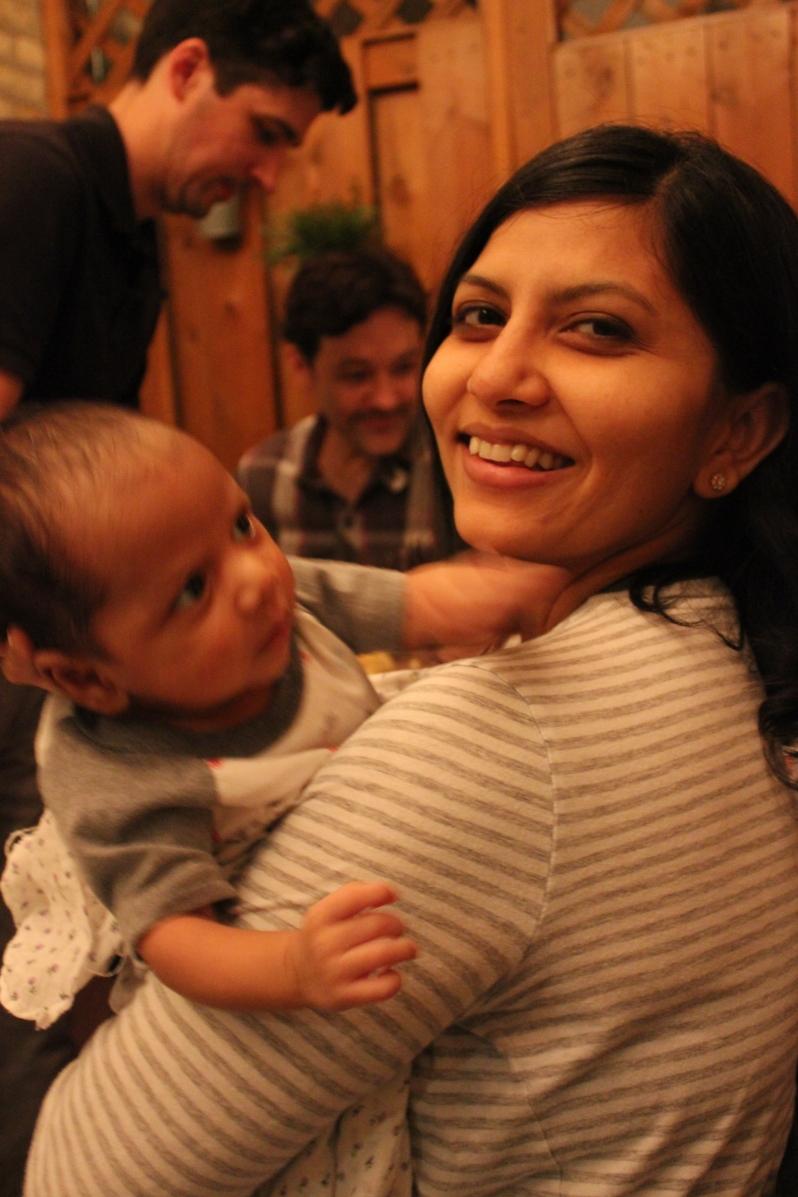 Arjun and Chika