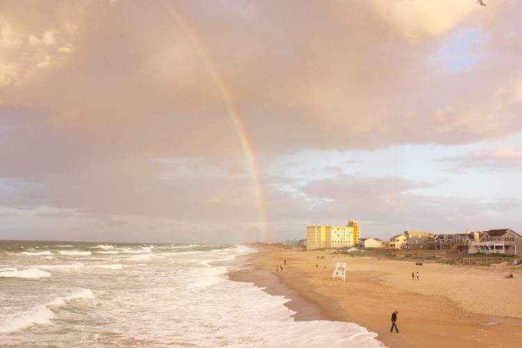 Nags Head Beach, Outer Banks NC