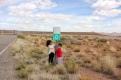 Utah, Goosenecks State Park, Arjun, Asha, Travel