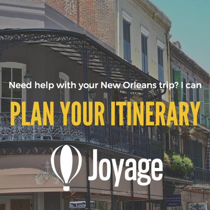Joyage Personal Itinerary Planning
