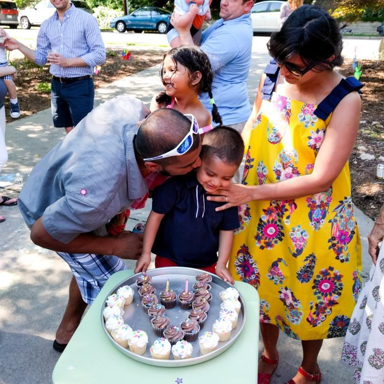 Arjun's 2nd Birthday (10 of 10)