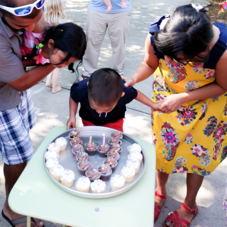 Arjun's 2nd Birthday (8 of 10)